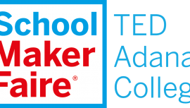 ted adana school faire 1 270x153 - TED Adana School Maker Faire 2018