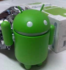 Android green figure next to its original packaging 270x283 - Temel App Inventor Mobil Uygulama Geliştirme Eğitimi